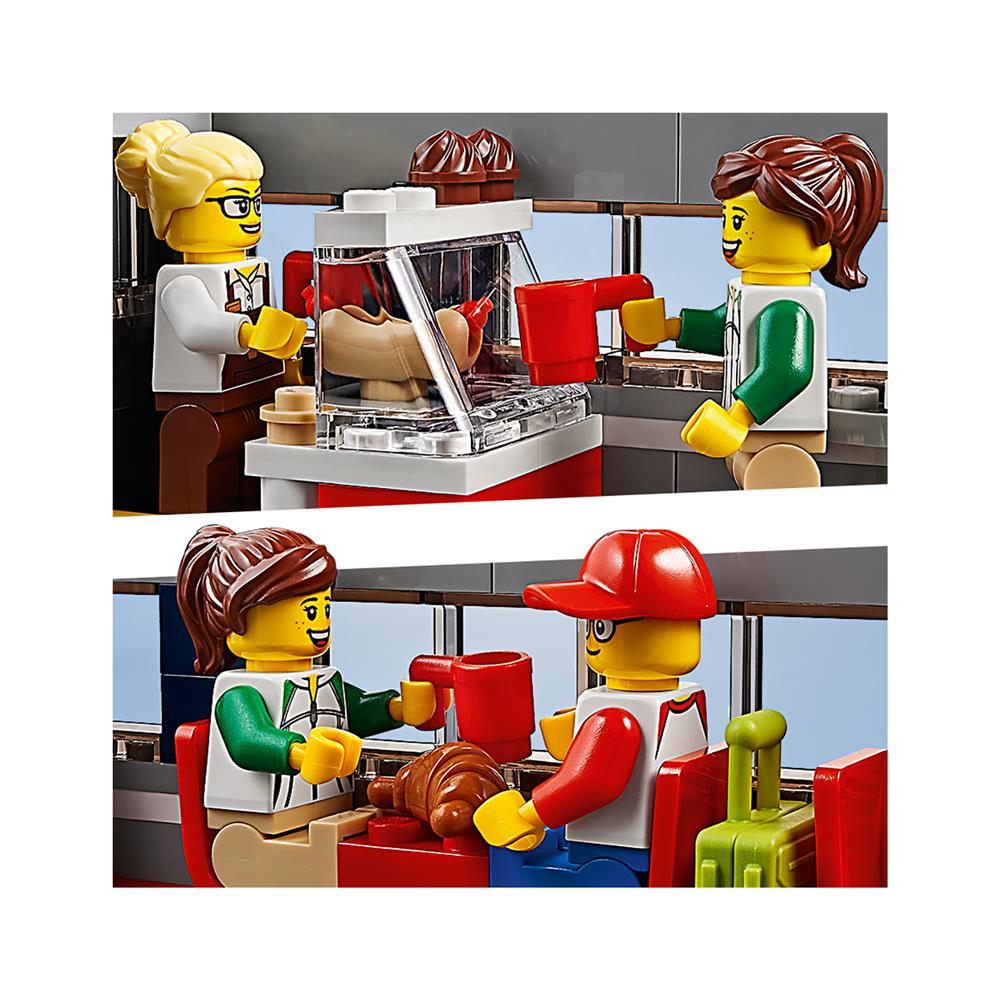 LEGO City Potniški vlak 60197
