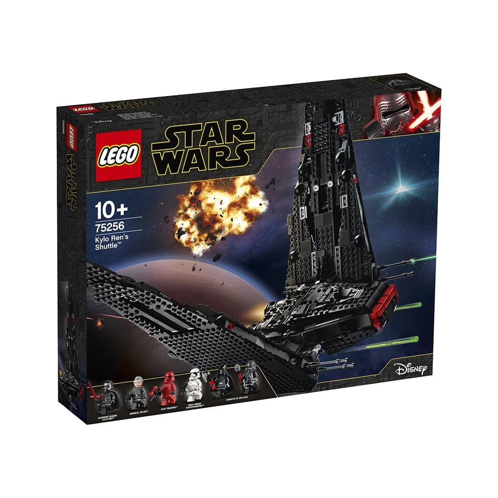 LEGO Star Wars™ Kylo Renov čolnič™ 75256