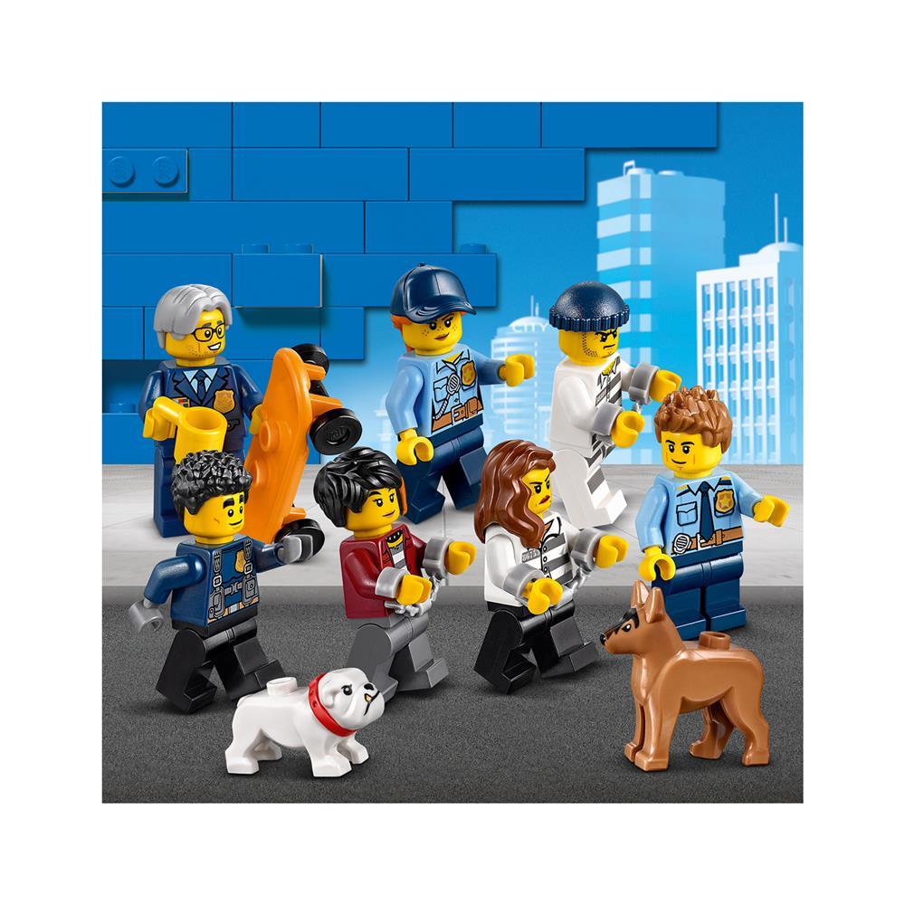 LEGO City Policijska postaja 60246