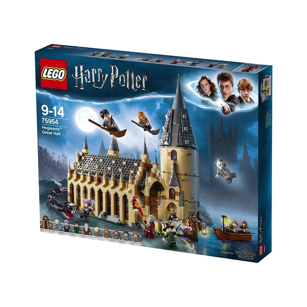 LEGO Harry Potter Velika dvorana Bradavičarke 75954