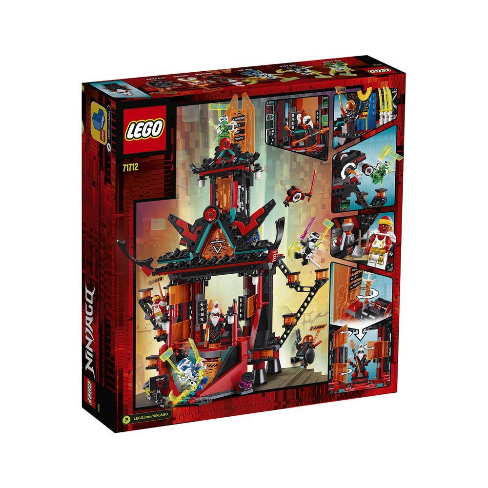 LEGO Ninjago Cesarski tempelj norosti 71712