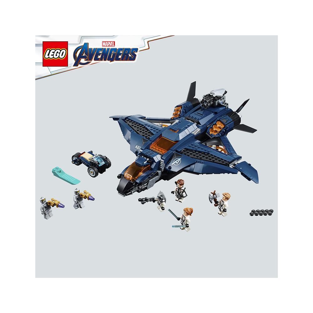 LEGO Super Heroes Ultimativni Quinreaktivec Maščevalcev 76126