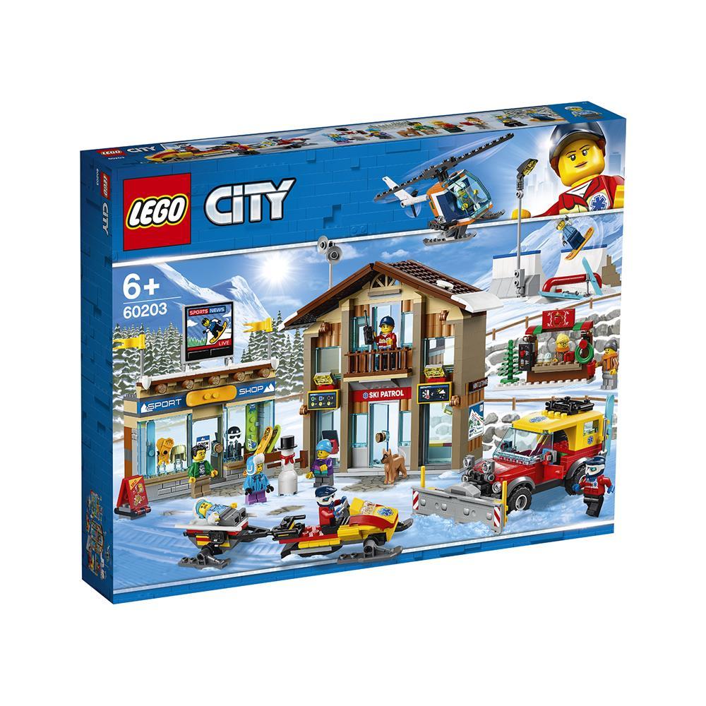 LEGO City Smučarsko središče 60203
