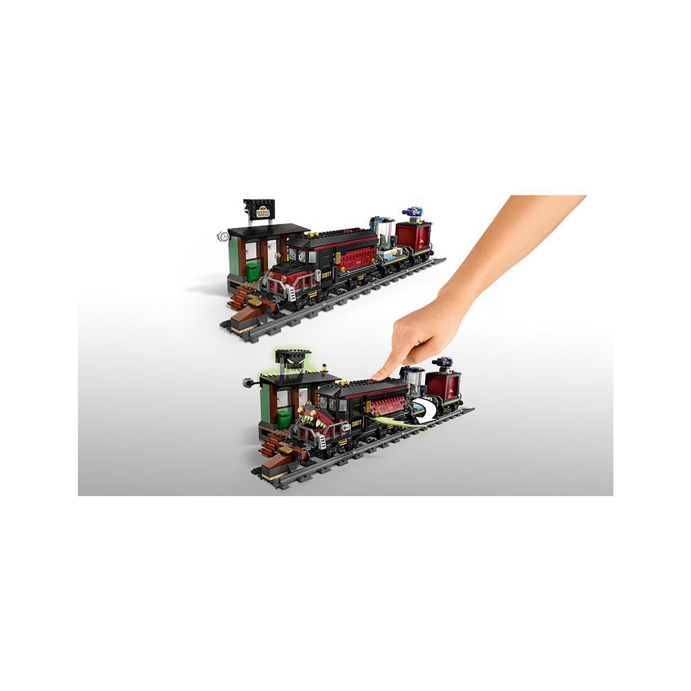 LEGO Hidden Side Ekspresni vlak duhov 70424