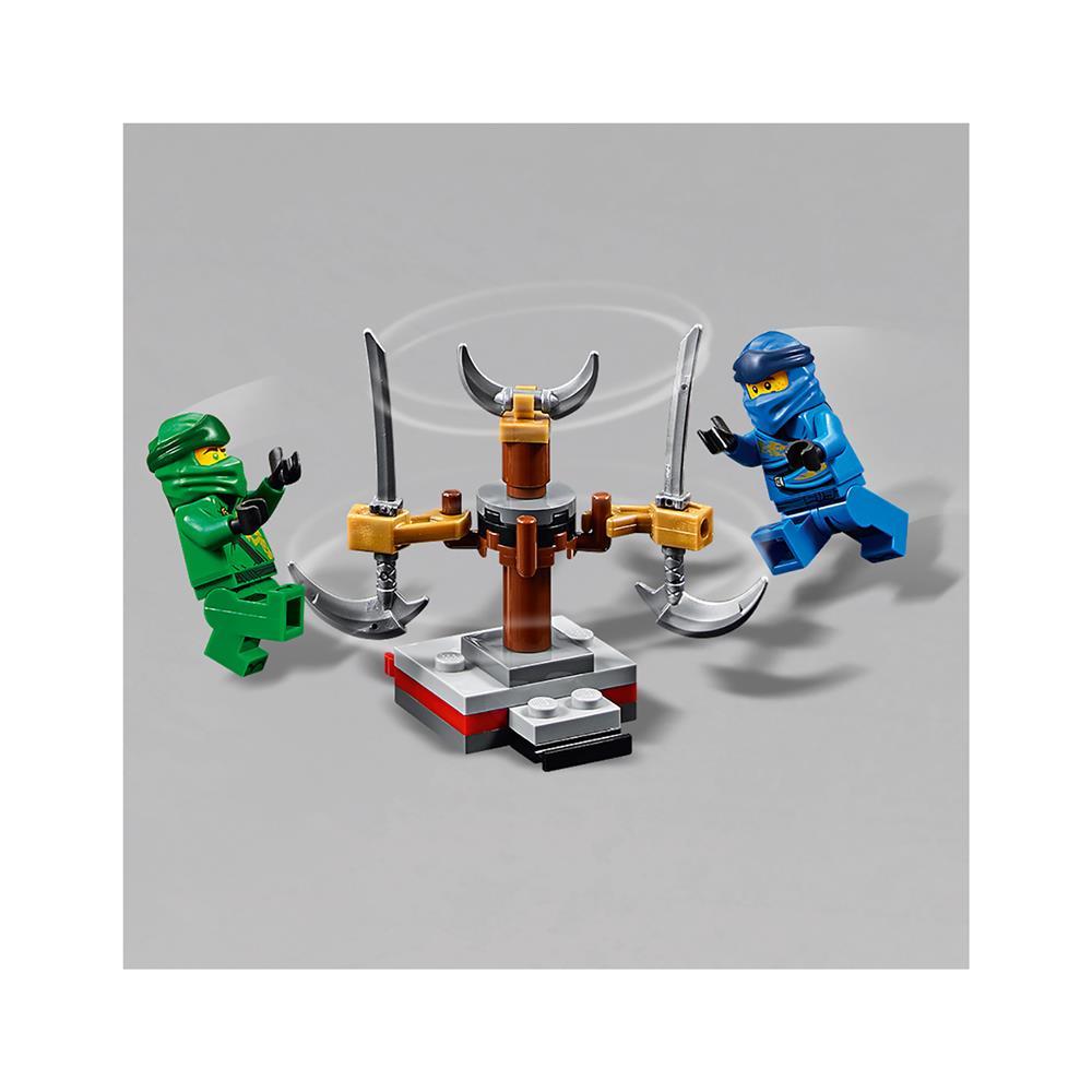 LEGO Ninjago Samostan Spinjitzu 70670