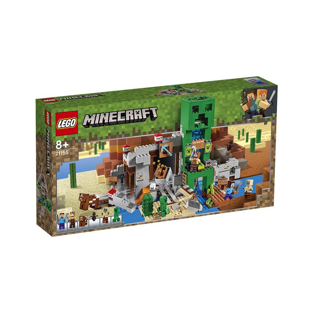 LEGO Minecraft Creeperjev™ rudnik 21155