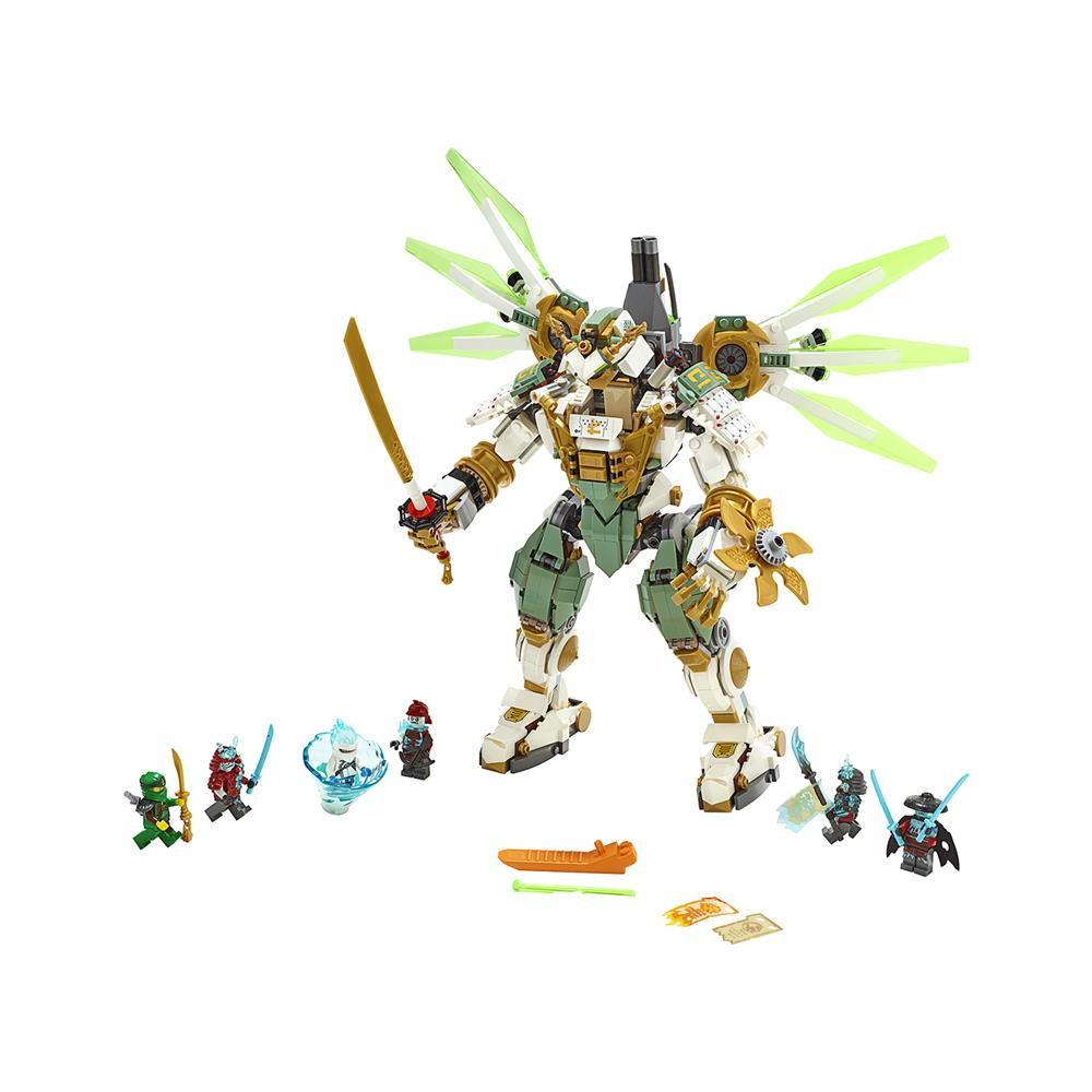 LEGO Ninjago Lloydov titanski robotski oklep 70676