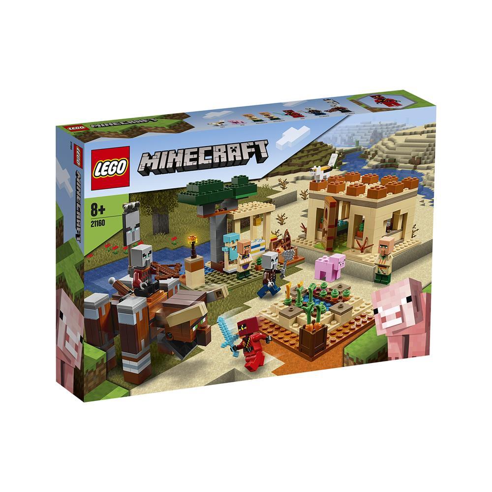 LEGO Plenilski napad 21160