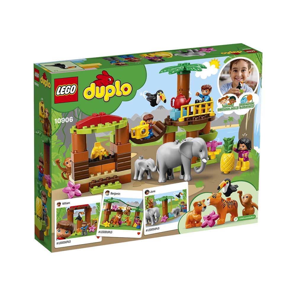 LEGO Duplo Tropski otok 10906