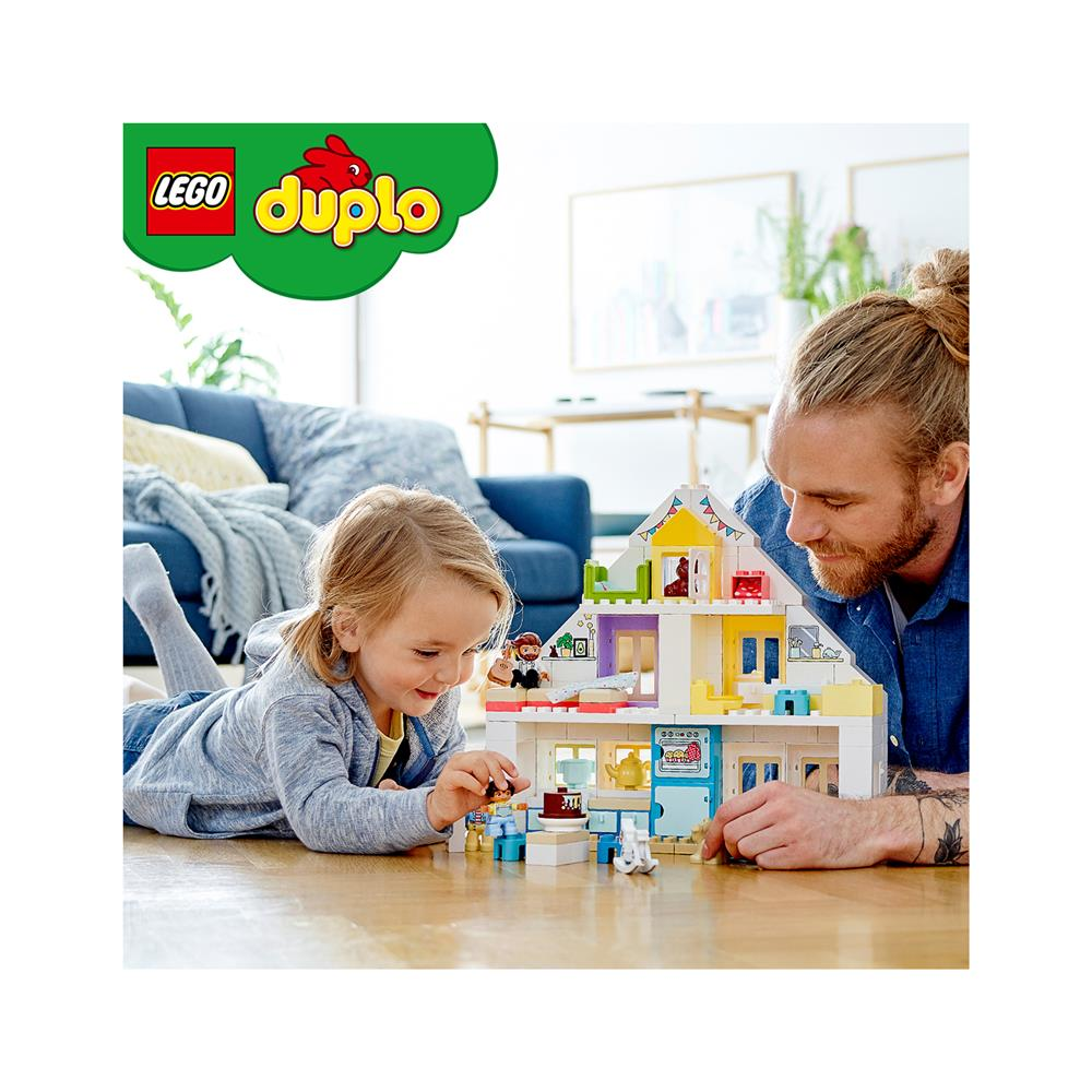 LEGO Duplo Modularna hišica za igro 10929