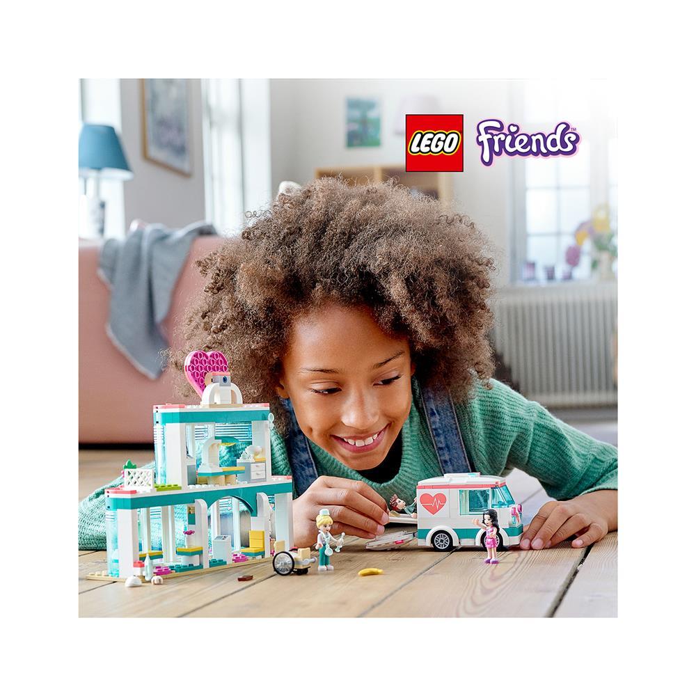 LEGO Friends Mestna bolnišnica v Heartlake Cityju 41394