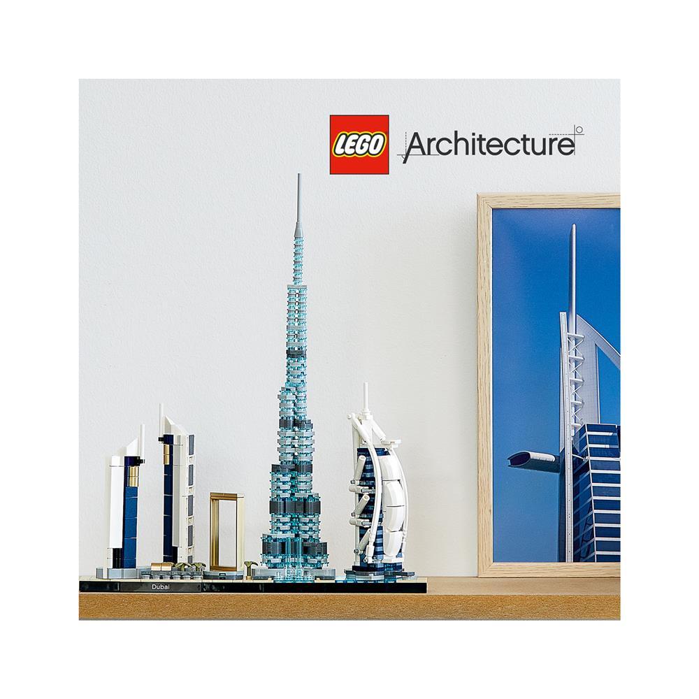 LEGO Architecture Dubaj 21052
