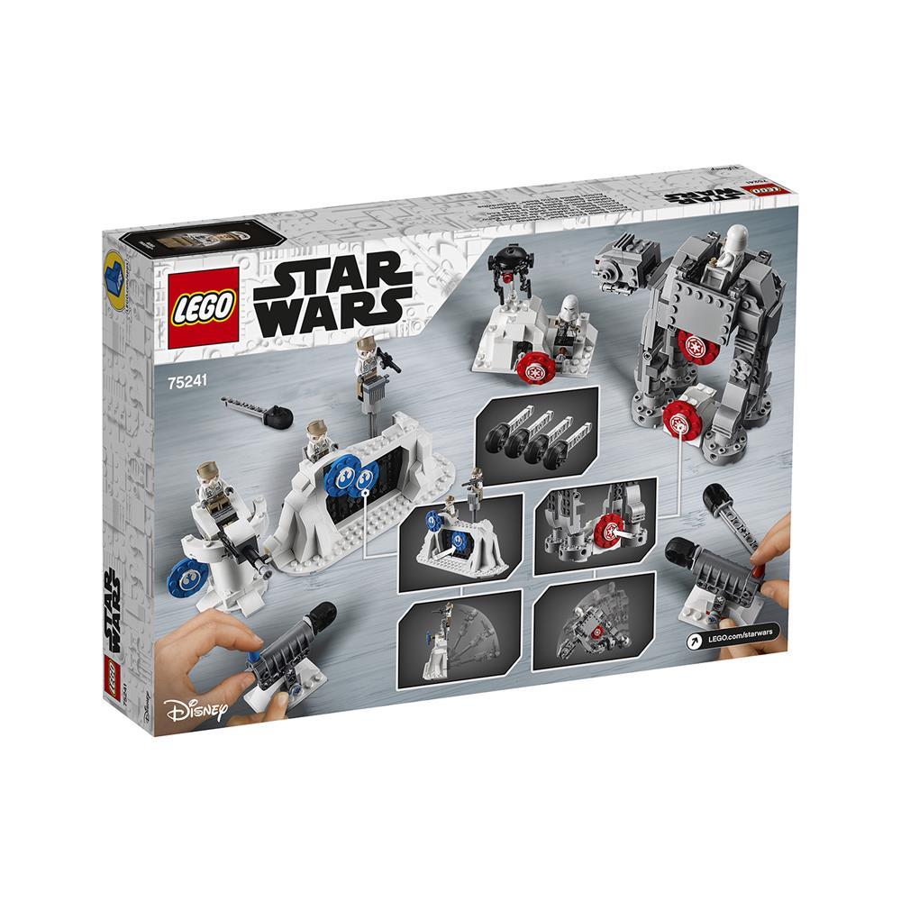 LEGO Star Wars Akcijska bitka obramba Echo Base™ 75241