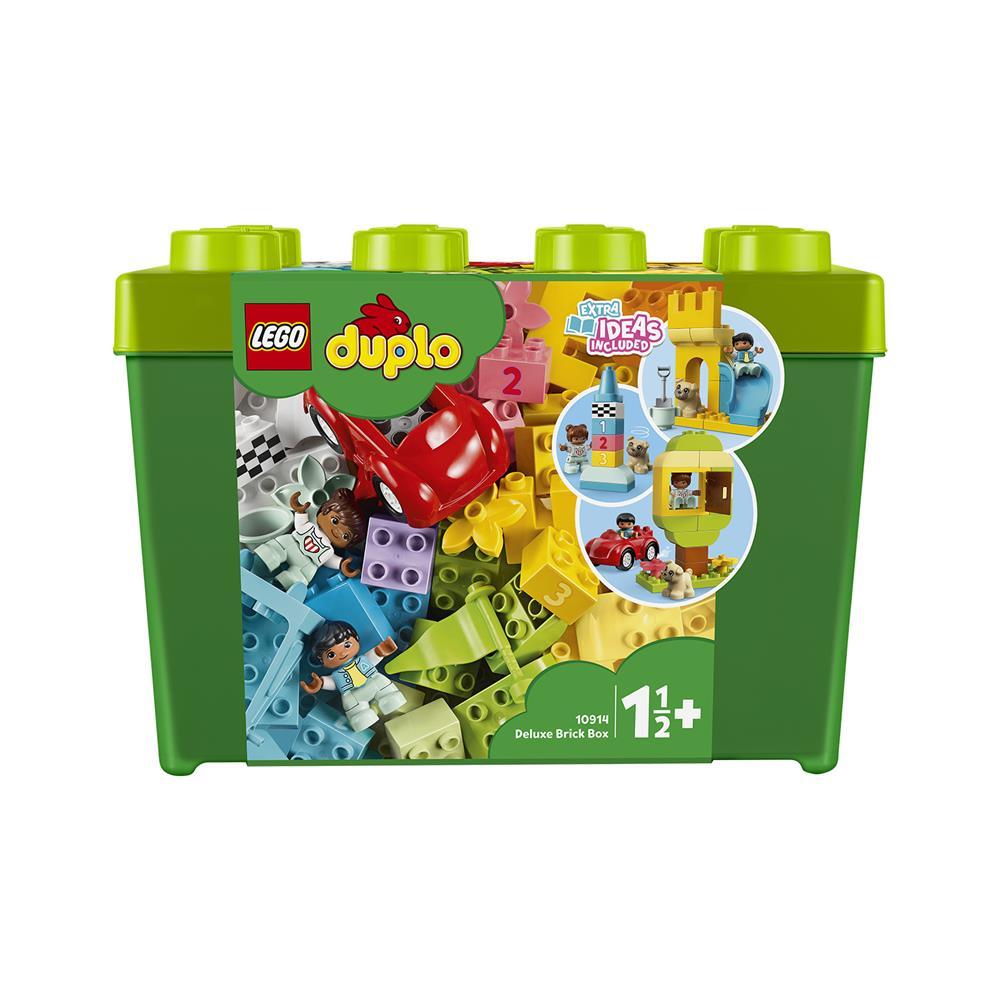 LEGO Duplo Luksuzna škatla s kockami 10914