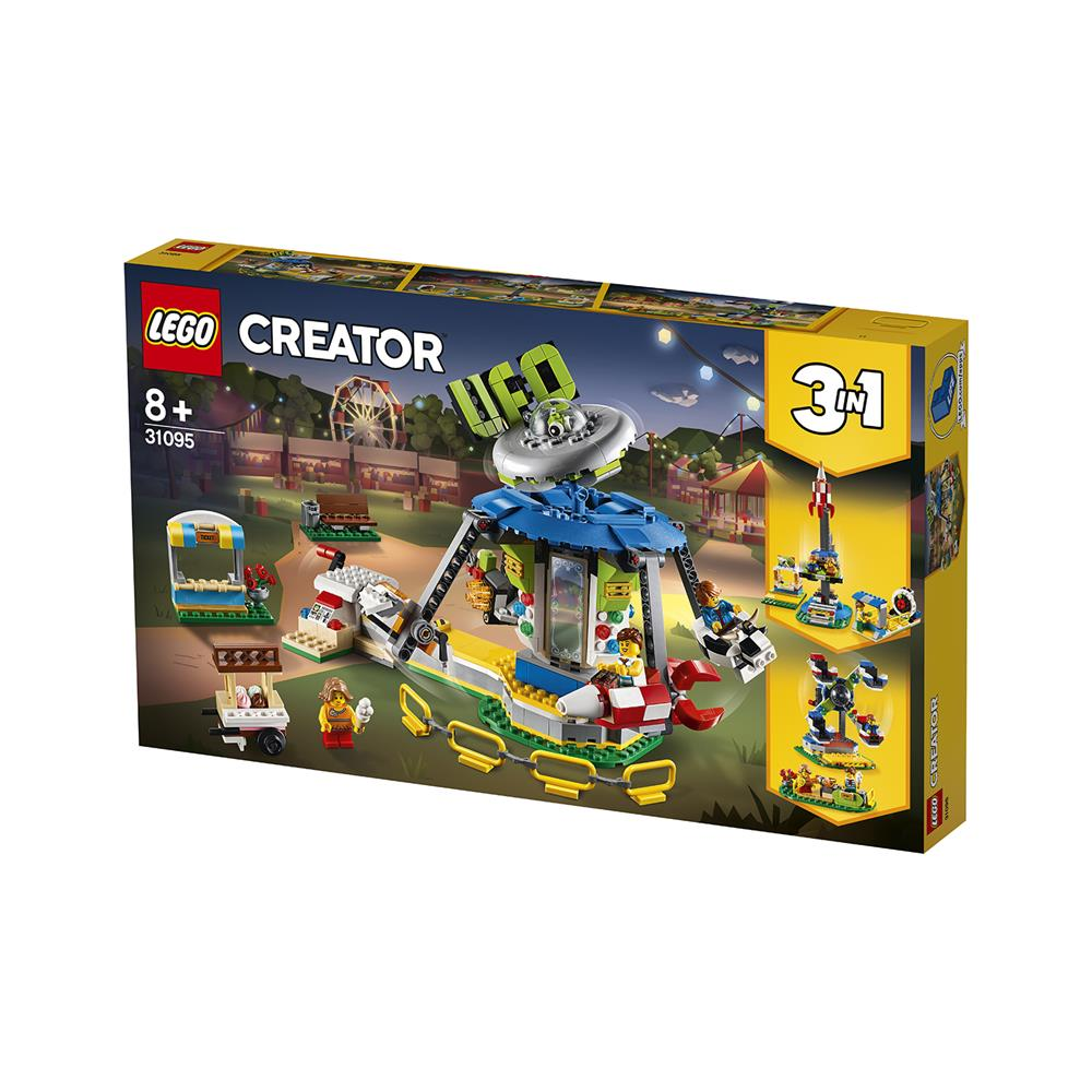 LEGO Creator Vrtiljak v zabavišču 31095