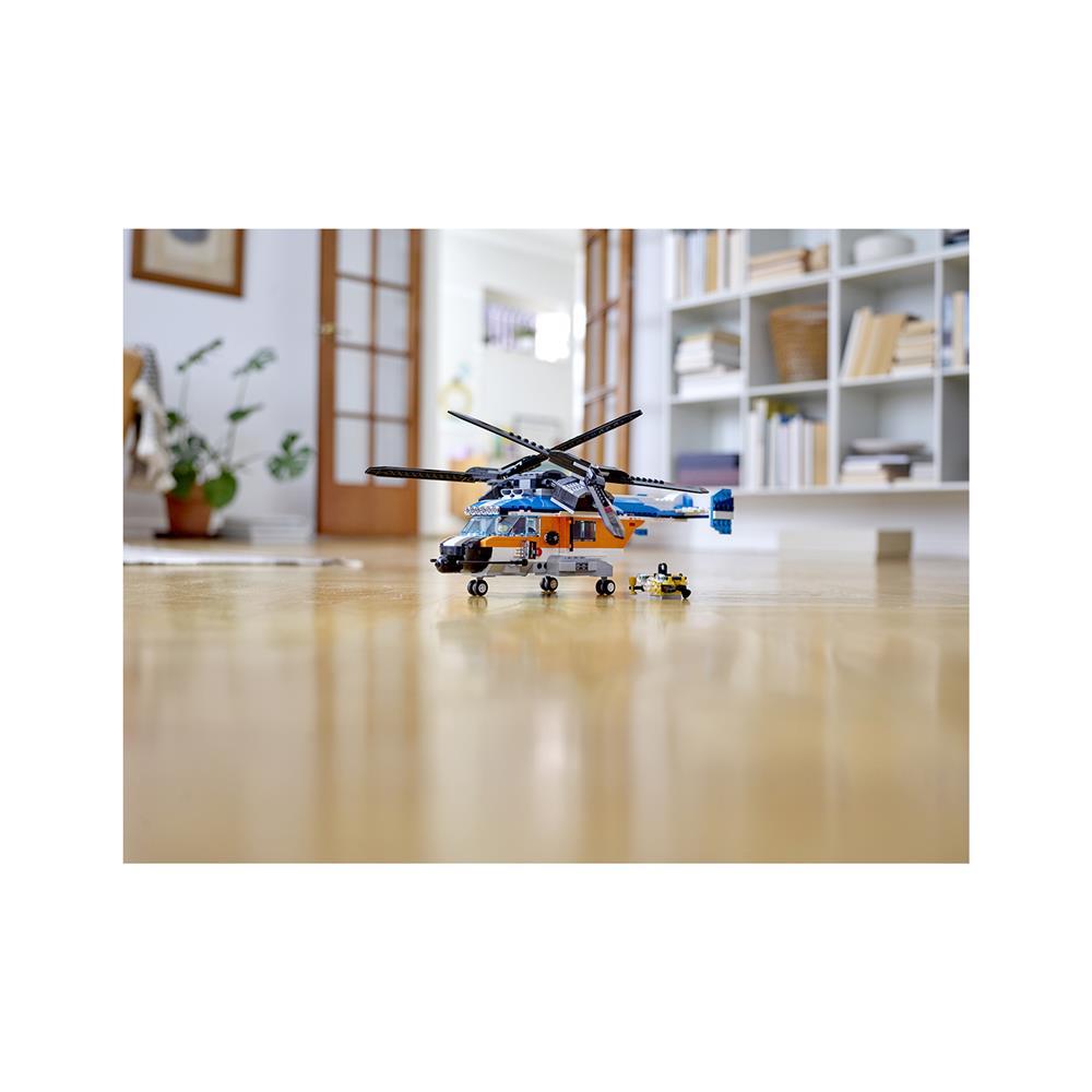 LEGO Creator Helikopter z dvema rotorjema 31096
