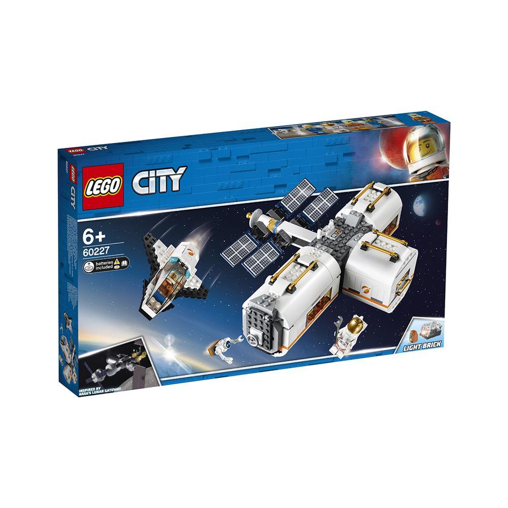 LEGO City Lunarna vesoljska postaja 60227