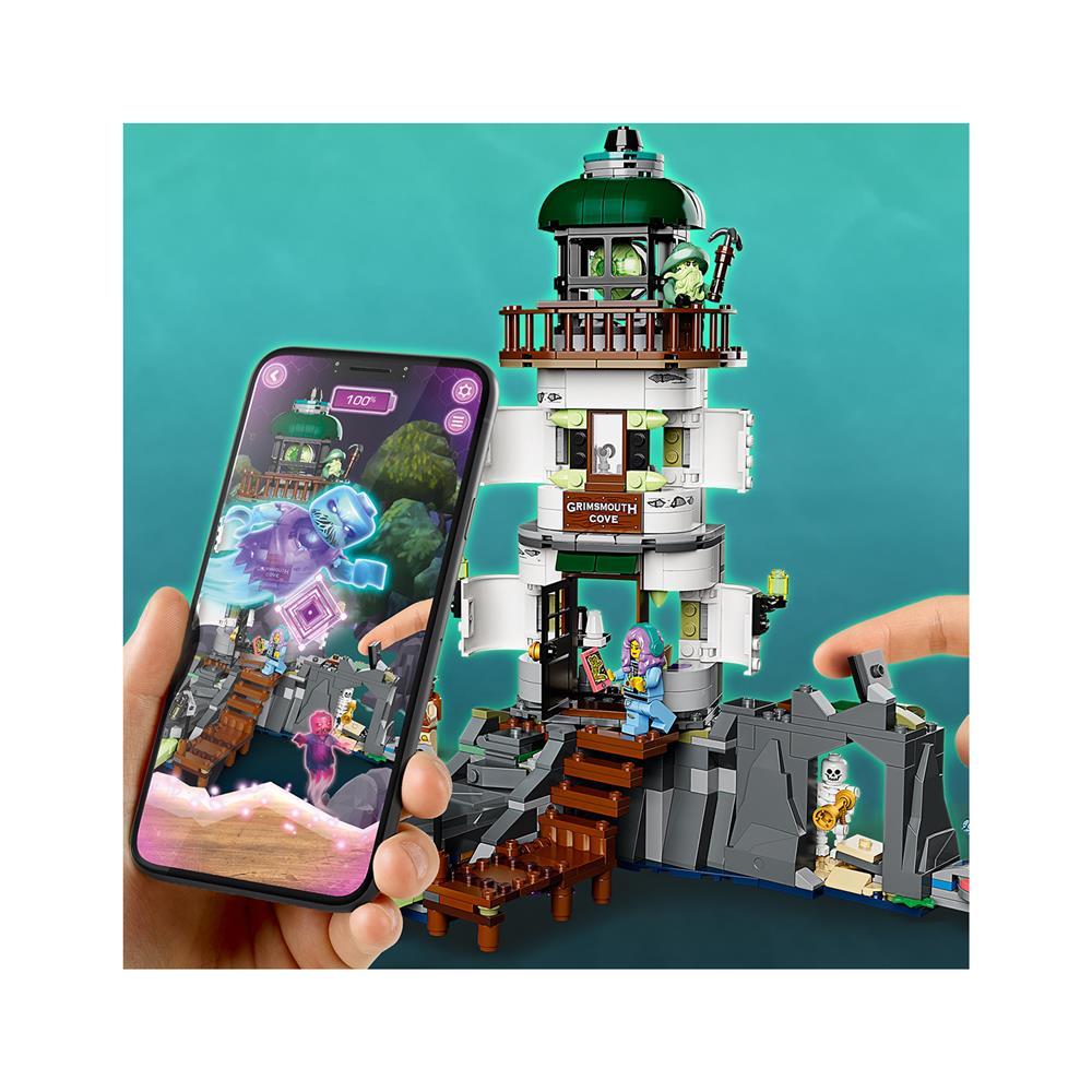 LEGO Hidden Side Svetilnik teme 70431