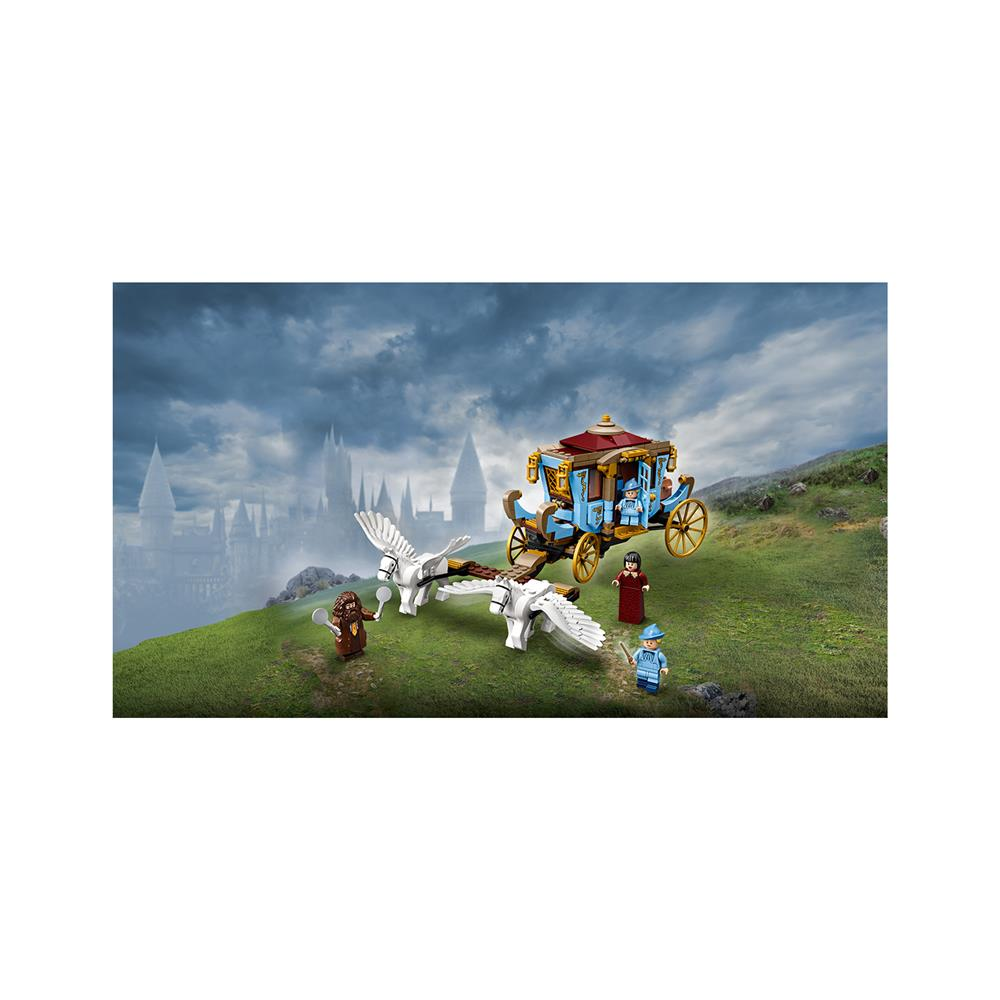 LEGO Harry Potter TM Kočija z Beauxbatonsa: Prihod na Bradavičarko 75958