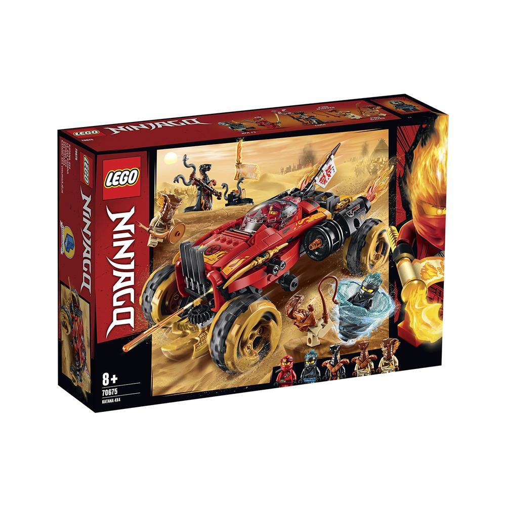 LEGO Ninjago Katana na 4-kolesni pogon 70675
