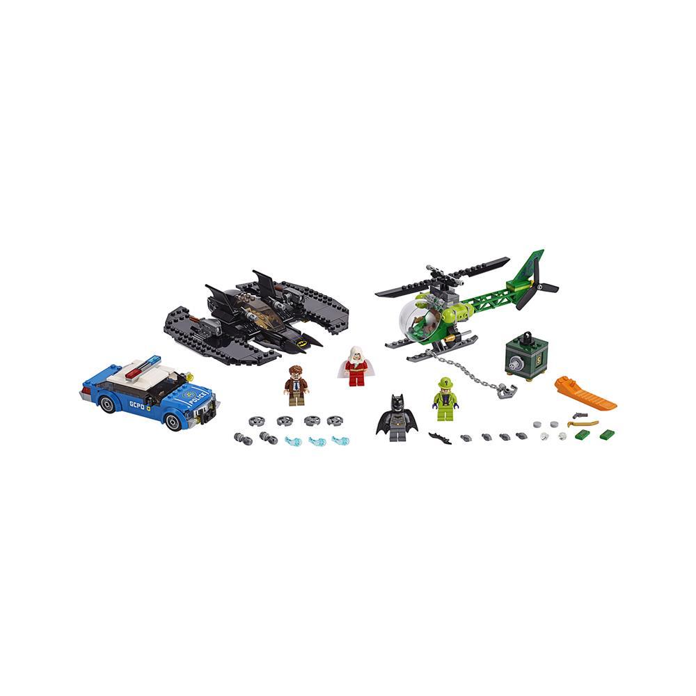 LEGO Batmanovo™ Batkrilo in Riddlerjev™ rop 76120