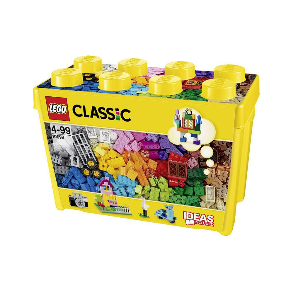 LEGO Velika ustvarjalna škatla s kockami 10698