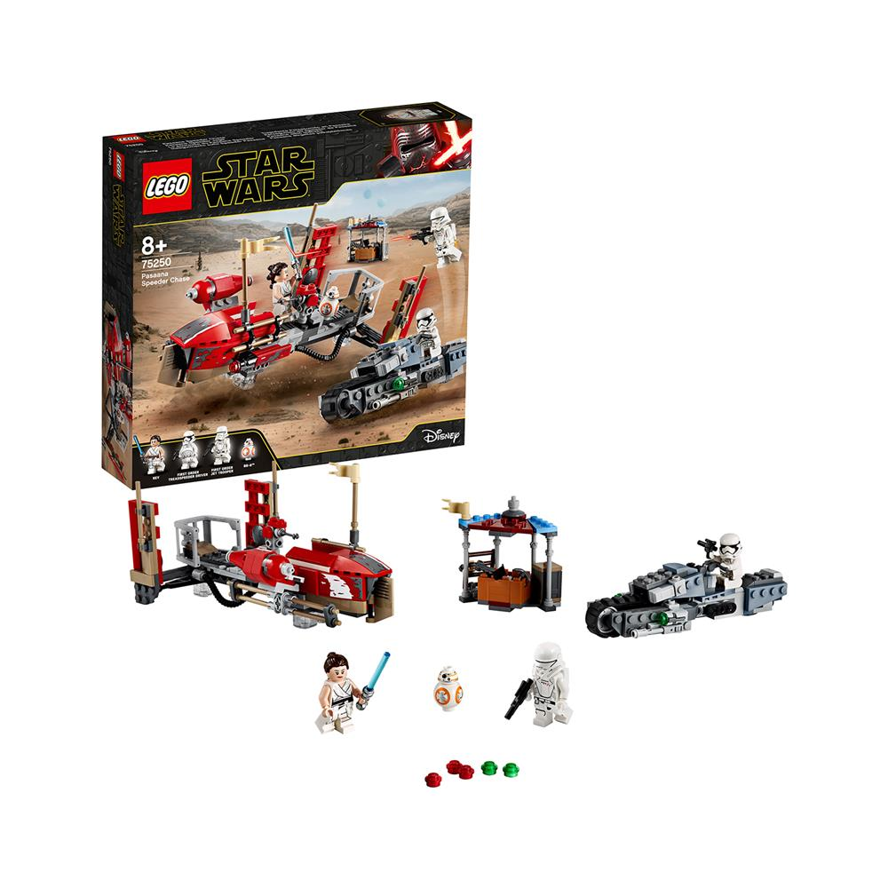 LEGO Star Wars Dirka z gliserjem na Pasaani 75250