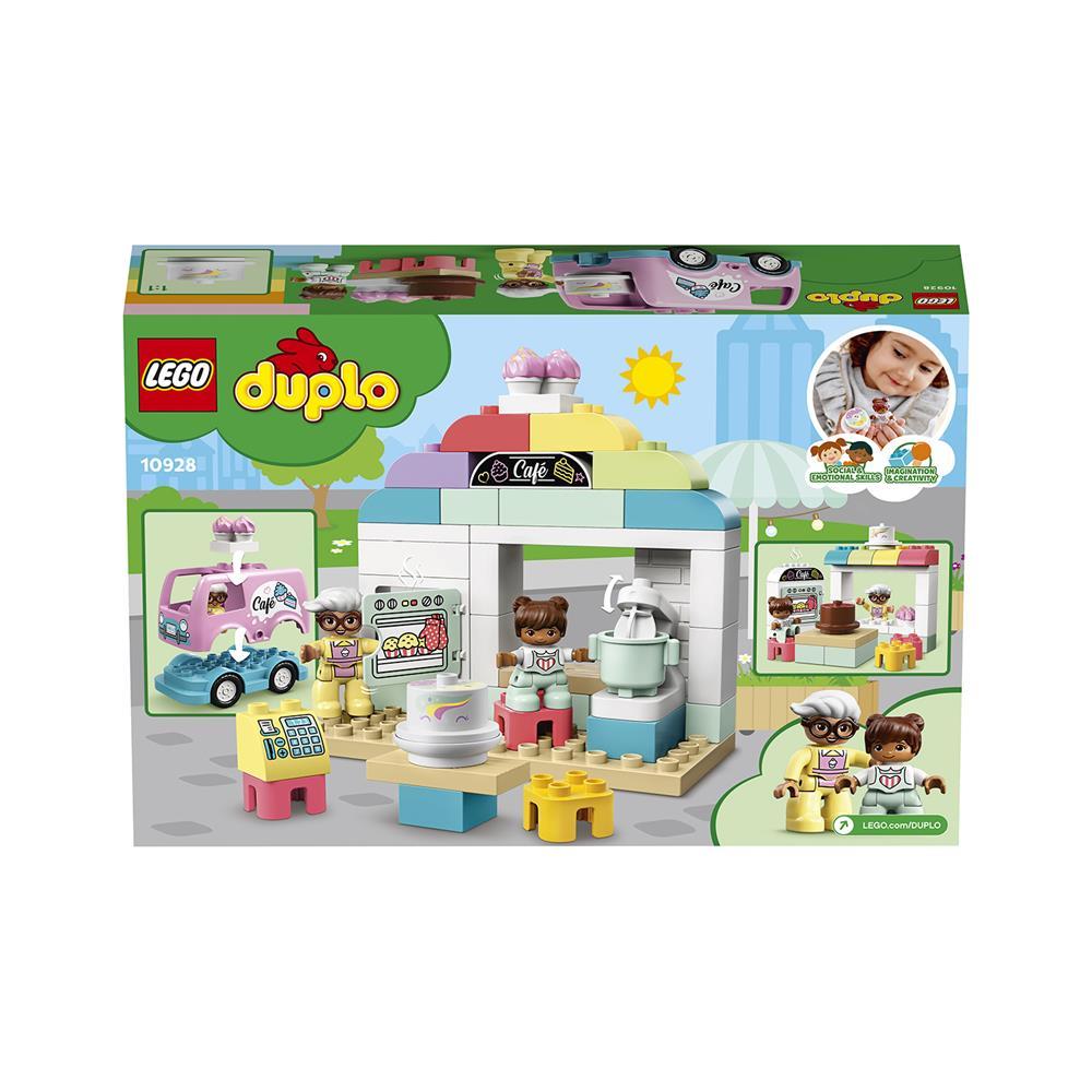 LEGO Duplo Pekarna 10928