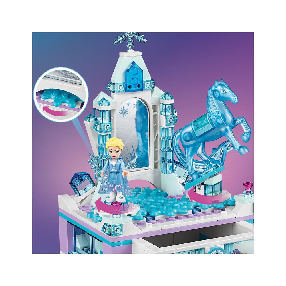LEGO Disney Elzina škatlica za dragocenosti 41168