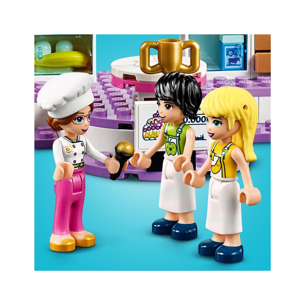 LEGO Friends Pekovsko tekmovanje 41393