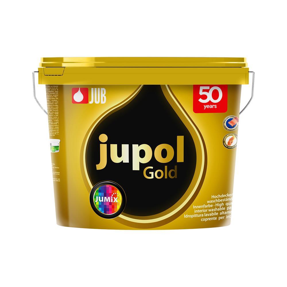 JUB Visoko pokrivna notranja pralna barva JUPOL Gold advanced