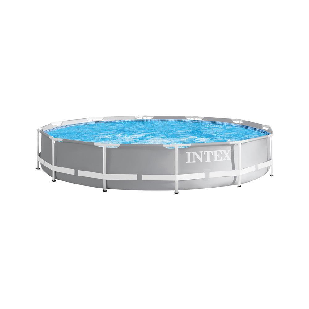Intex Bazen s kovinsko konstrukcijo Prism Frame 26712NP