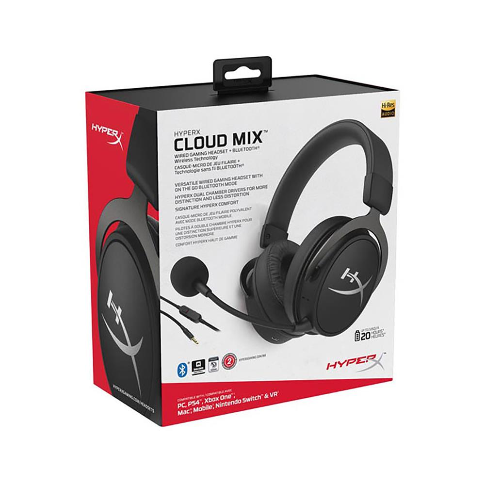 Kingston Gaming slušalke HyperX Cloud MIX (HX-HSCAM-GM)