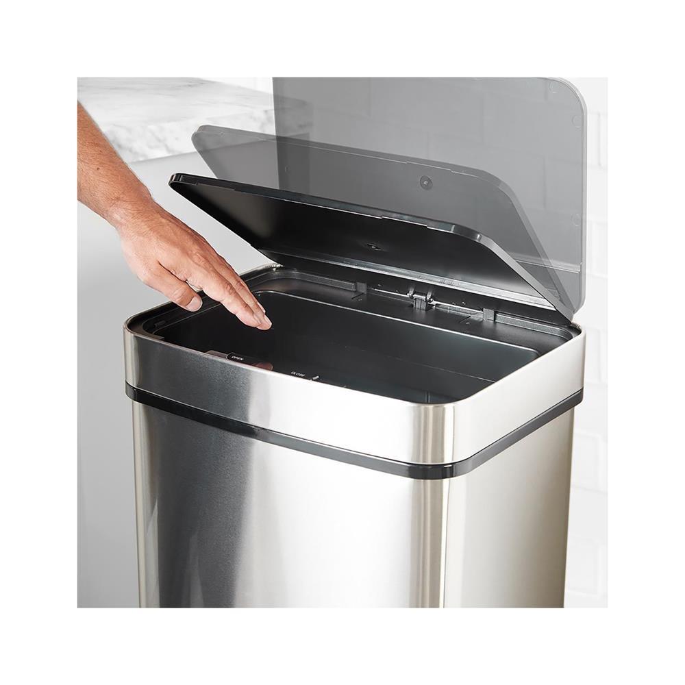 VonHaus Vertikalen koš za odpadke z avtomatskim odpiranjem (VONDV-3000044)