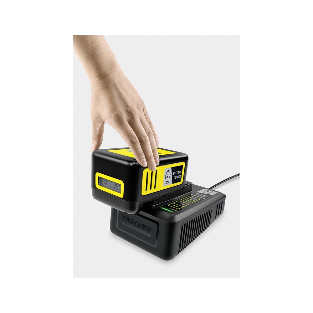 Kärcher Komplet nadomestna baterija 18V 5 Ah in polnilec (2.445-063.0)