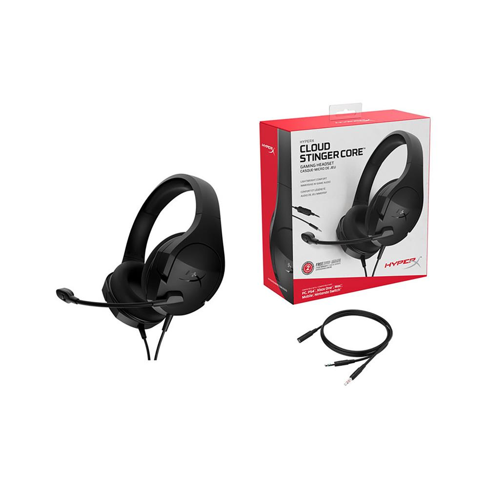Kingston Gaming slušalke HyperX Cloud Stinger Core (HX-HSCSC2-BK/WW)
