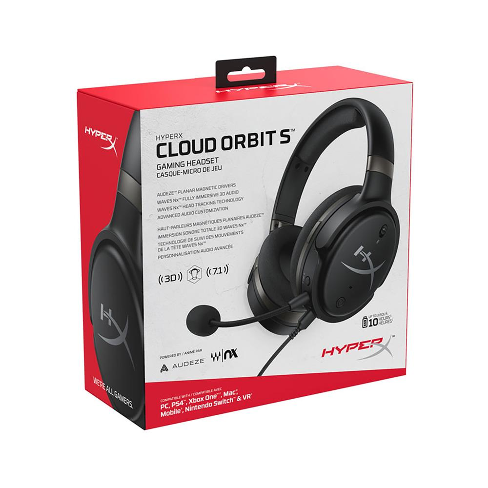 Kingston Gaming slušalke HyperX Cloud Orbit S (HX-HSCOS-GM/WW)