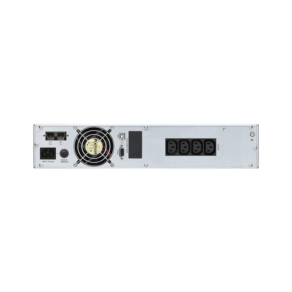 PowerWalker UPS brezprekinitveni napajalnik Online VFI2000 CRM