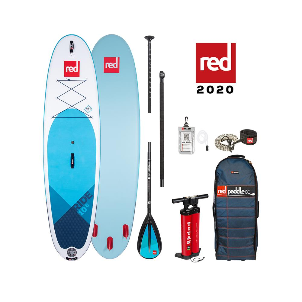 Red Paddle Co SUP deska 10'6 Ride MSL 2020