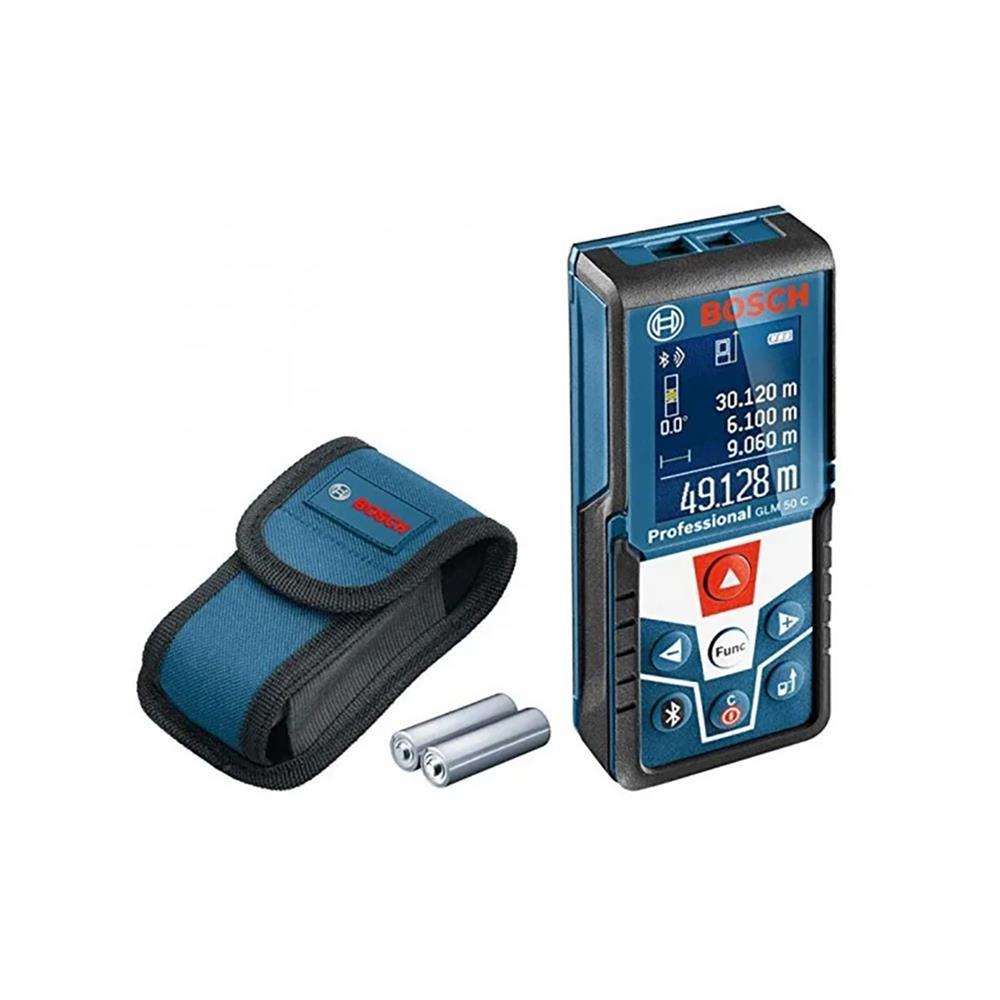 Bosch Digitalni laserski merilnik razdalj GLM 50 C