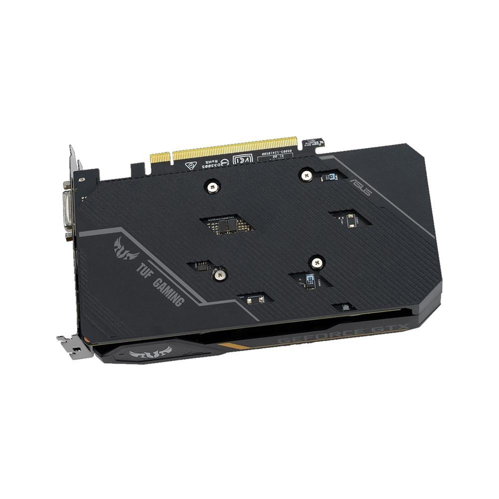 Asus Grafična kartica GeForce GTX 1650 TUF Gaming OC (TUF-GTX1650-O4G-GAMING)