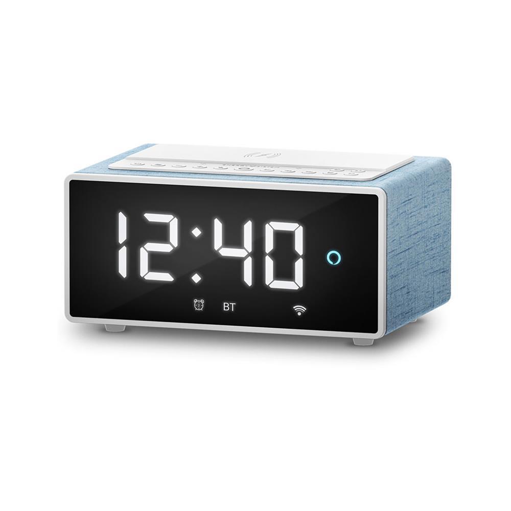 ENERGY SISTEM Bluetooth zvočnik Smart Wake Up Alexa