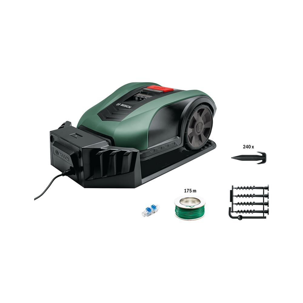 Bosch Robotska kosilnica Indego M+ 700