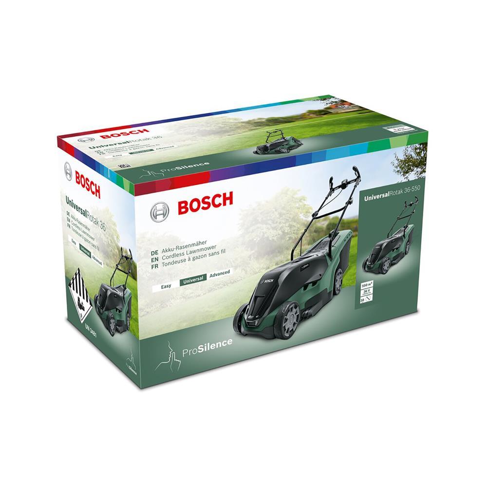 Bosch Akumulatorska kosilnica EasyRotak 36-550