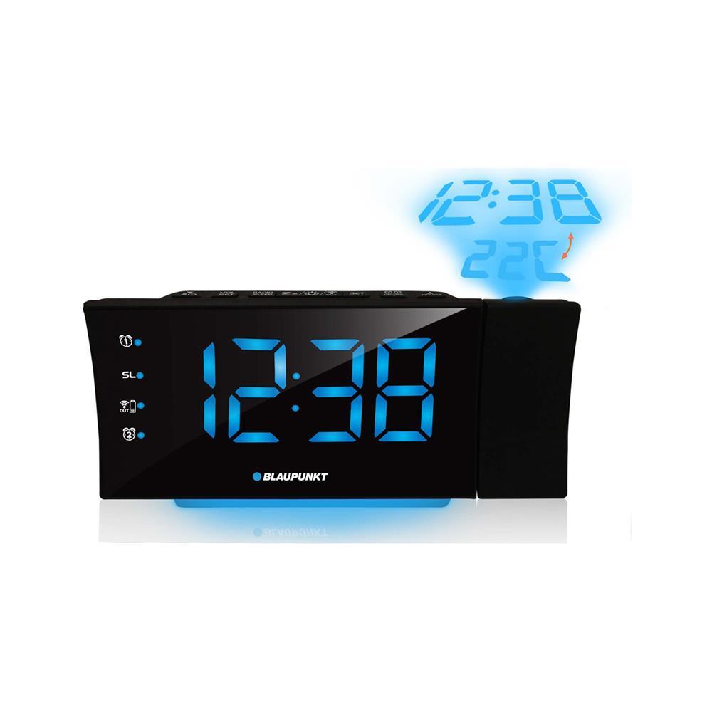 Blaupunkt Radio ura s projekcijo CRP81USB