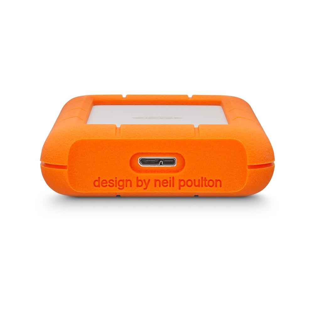 LaCie Prenosni disk Rugged Mini USB 3.0 (STJJ5000400)
