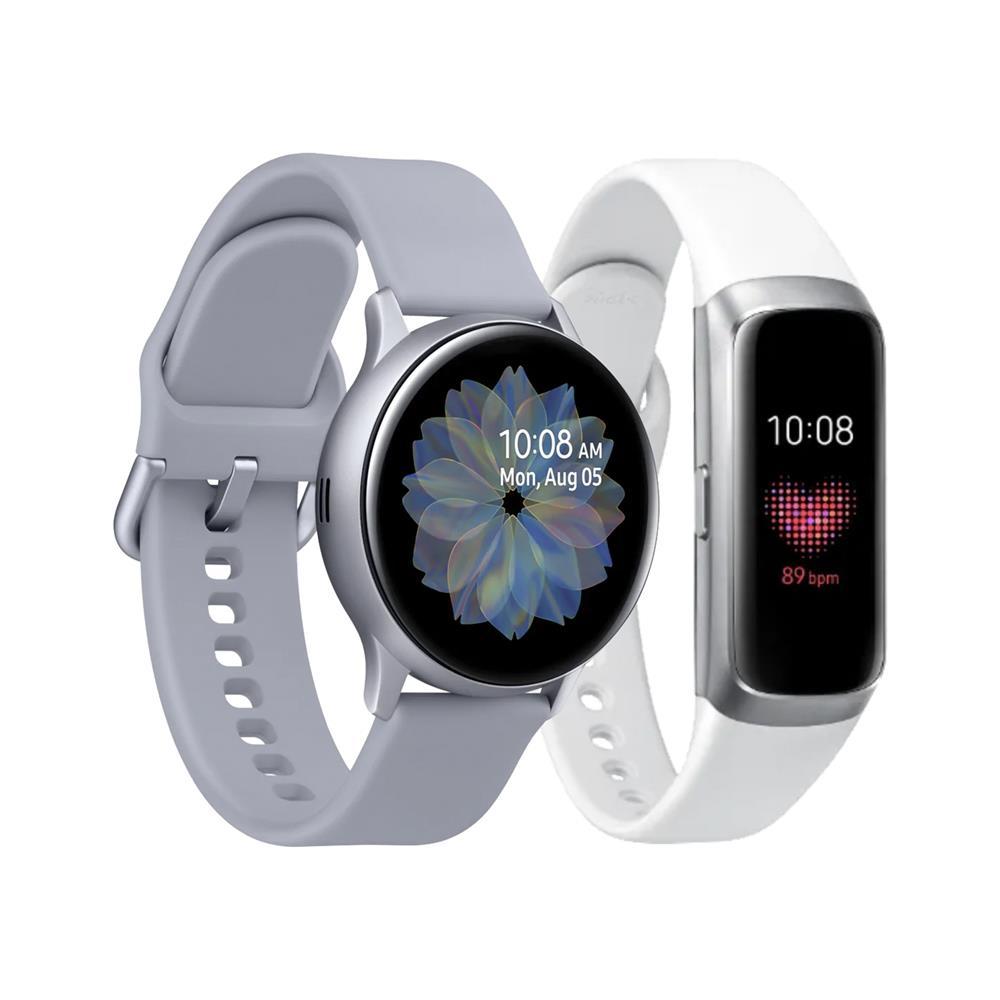 Samsung Komplet Galaxy ura Watch Active 2 40mm (R830) ALU in zapestnica Fit (R370)