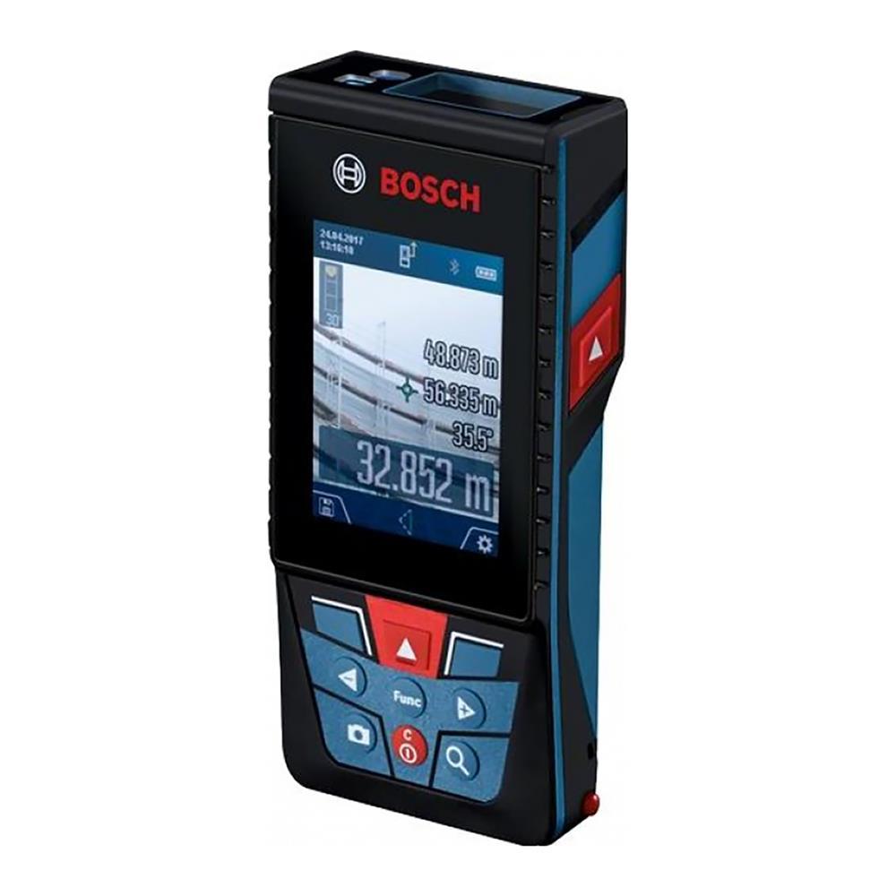 Bosch Laserski merilnik razdalij s stojalom GLM 120 C + BT 150