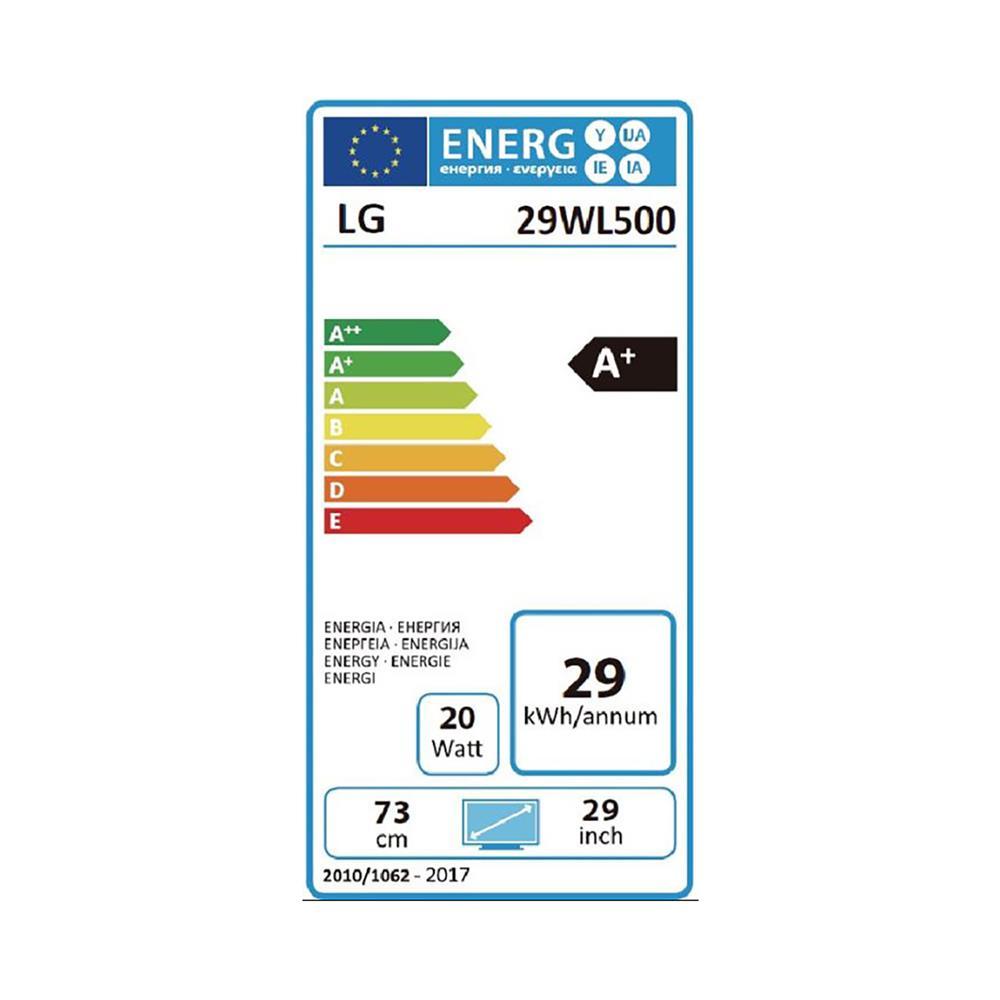 LG 29WL500-B LED IPS