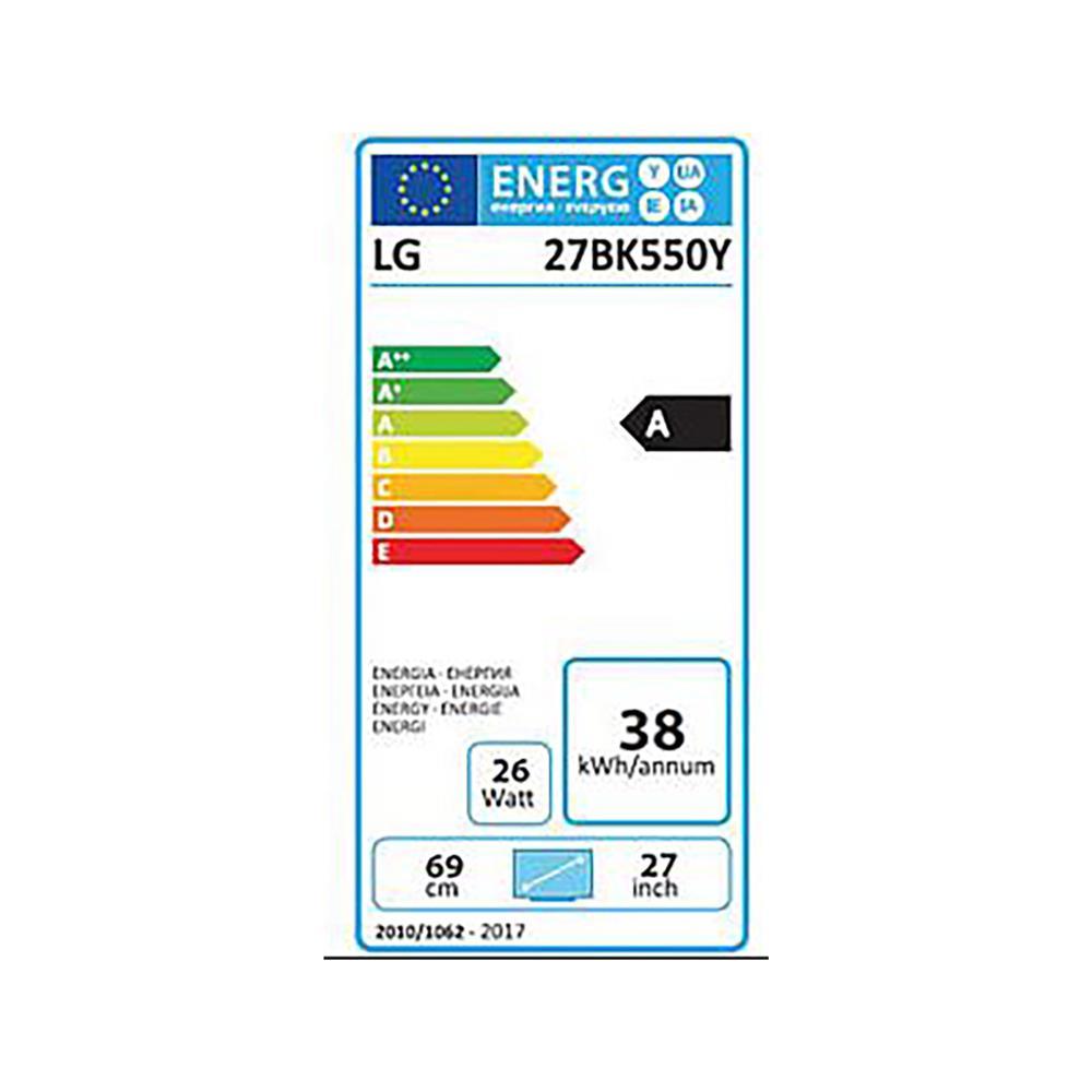LG 27BK550Y-B LED IPS